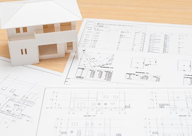 建築中の場合は構造をしっかり確認!